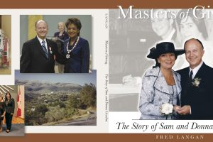Masters of Giving – A New Book By Fred Langan