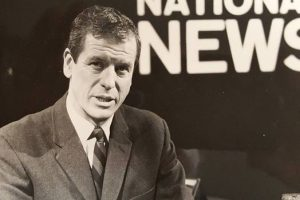 CBC newscaster Stanley Burke took up cause of peace