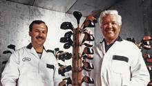 John Saksun was the genius behind Accuform golf clubs