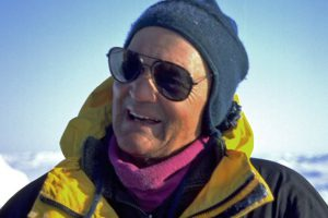 Adventurer Jack MacKenzie was the oldest man to ski to the North Pole