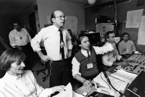 Arnold Amber was CBC TV's behind-the-scenes mastermind