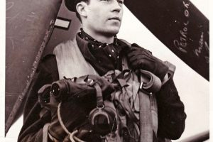 Fighter pilot shot down 15 enemy planes in Second World War