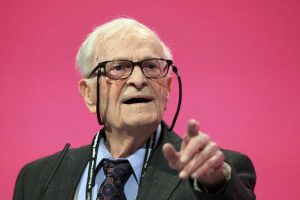 Activist Harry Leslie Smith gained fame in his 90s with passionate advocacy for public health care