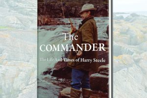 The Commander – The Life and Times of Harry Steele