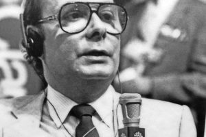 Journalist Larry Stout was 'the master of clarity in news'